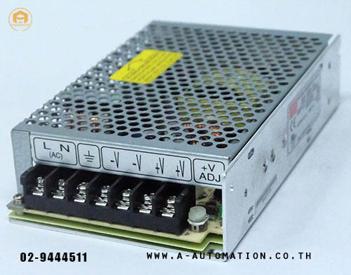 POWER SUPPLY MEAN WELL MODEL:SE-100-12