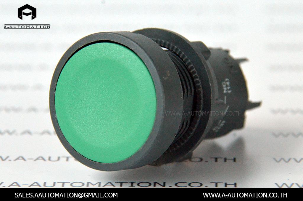 PUSH BUTTON MODEL:XB7-EA31,GREEN [TELE]