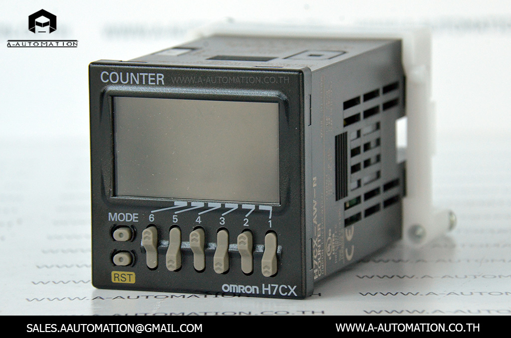 COUNTER MODEL:H7CX-AW-N [OMRON]