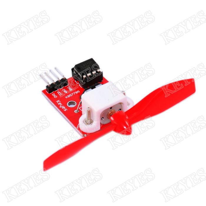 L9110 fan module Arduino