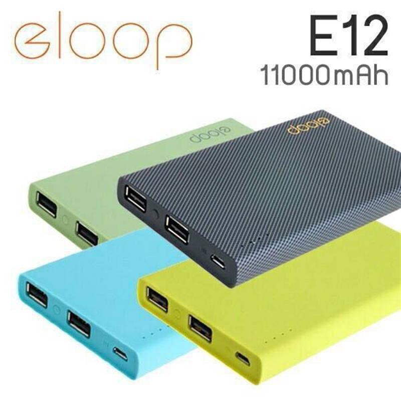 Powerbank eloop e12 11000mAh(ของแท้)
