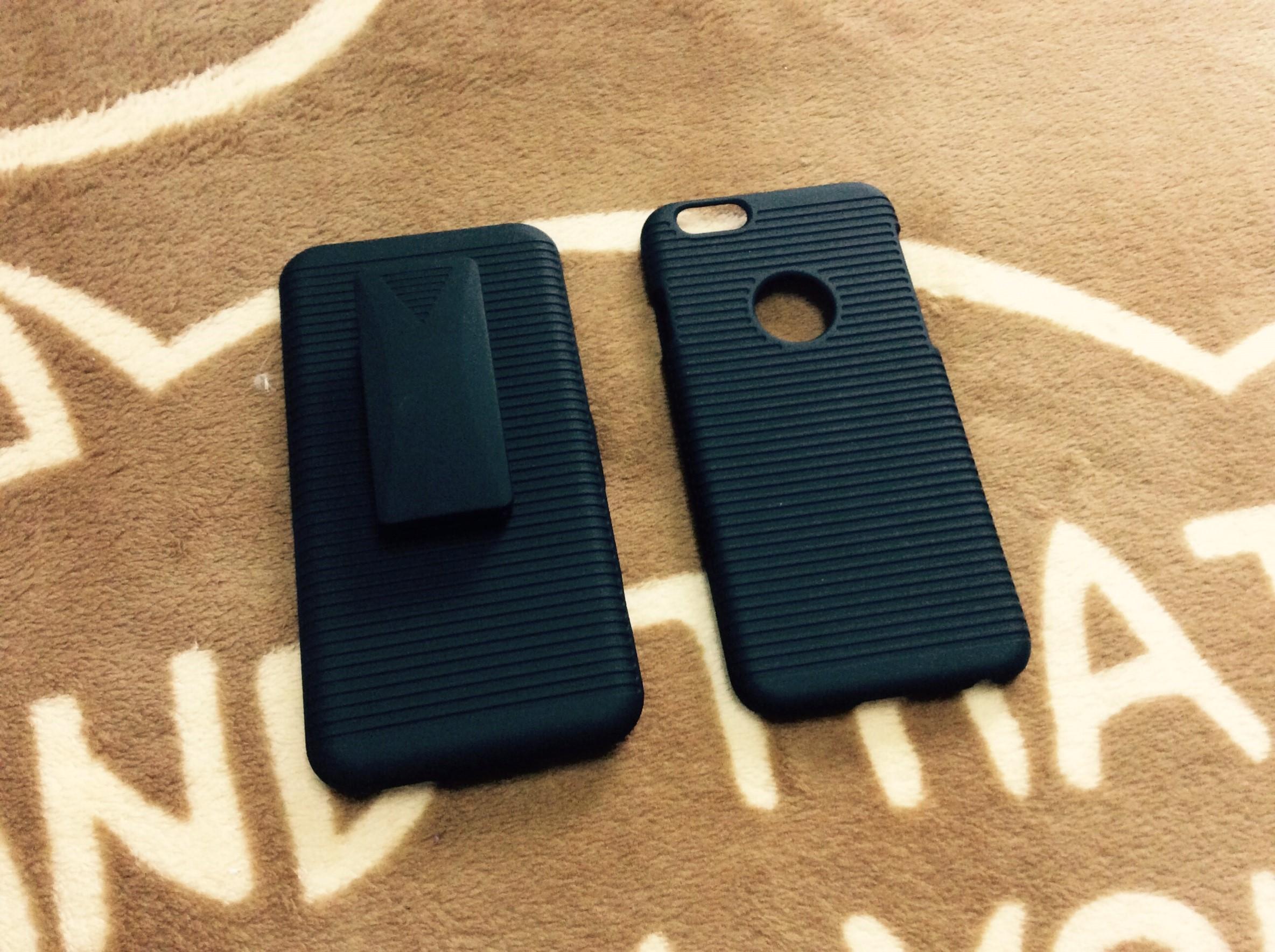 เคสเหน็บเอว สไลด์เก็บ(2ชิ้น) iphone5/5s/se