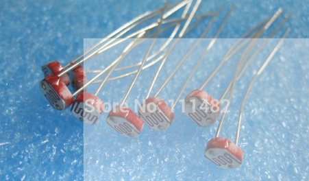 Light Dependent Resistor LDR 5MM Photoresistor