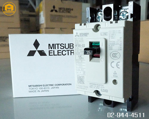 Breaker Mitsubishi Model : NF30-CS