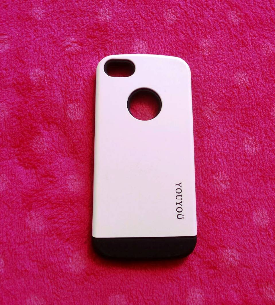 YouYou iphone4/4s สีชมพูอ่อน