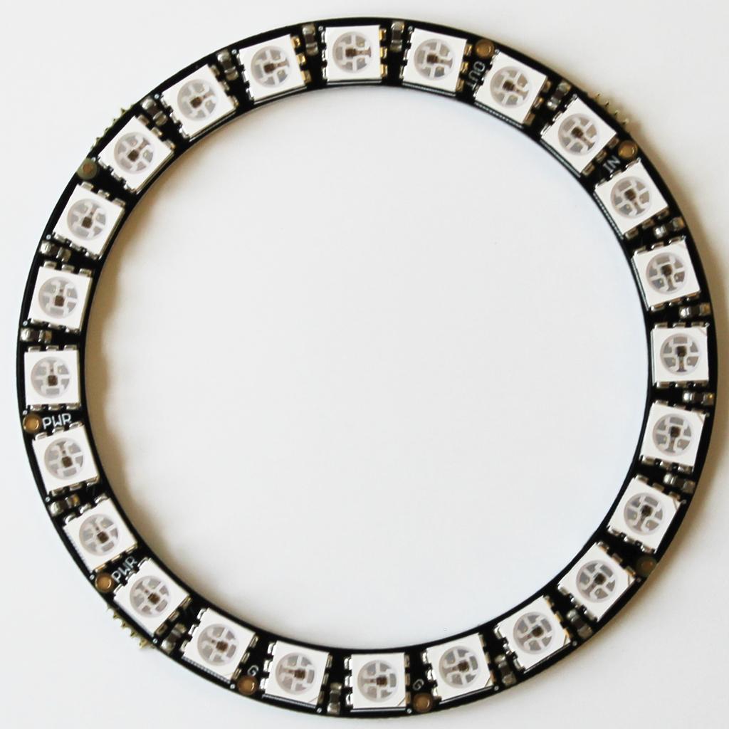 WS2812 NeoPixel Ring 24