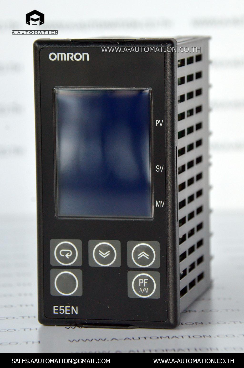TEMPERATURE MODEL:E5EN-Q3HMT-500-N [OMRON]