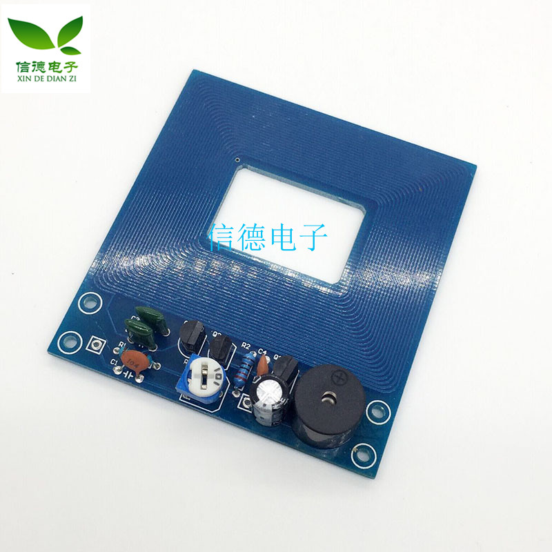 โมดูลตรวจจับโลหะ A88 metal detector Non contact metal induction Detection module