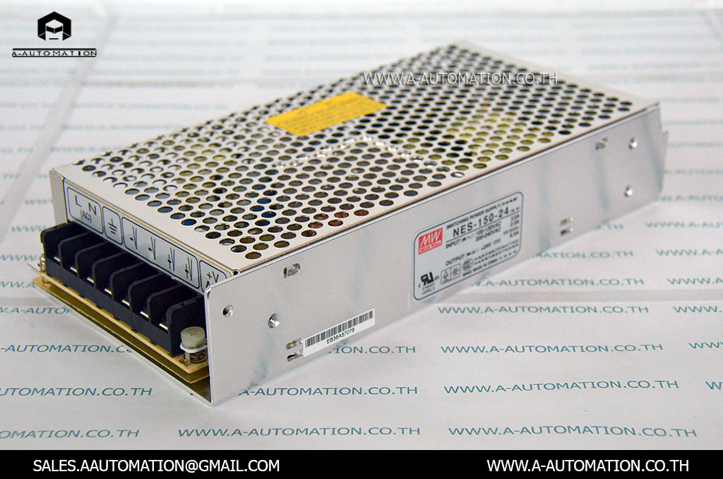 POWER SUPPLY MODEL:NES-150-24 [MEAN WELL]