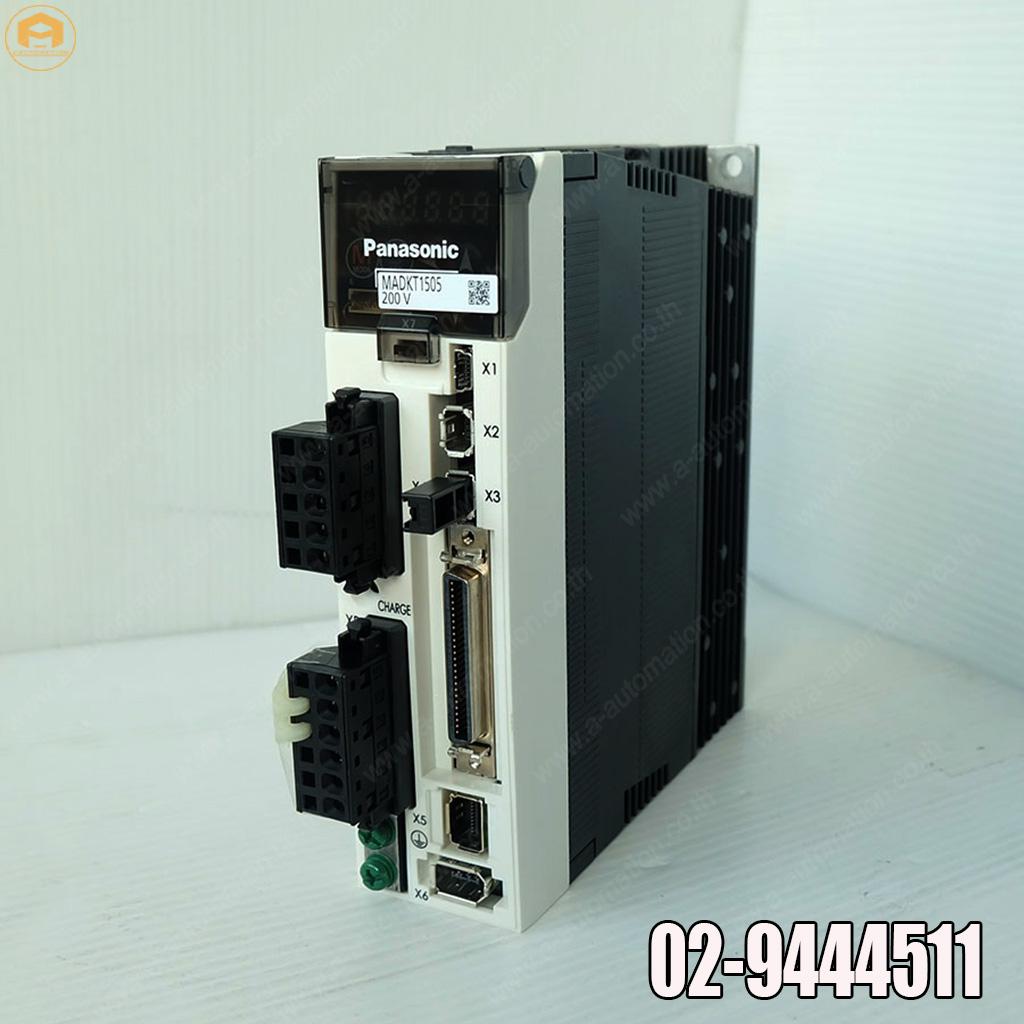 ขาย AC Servo Driver Panasonic รุ่น MADKT1505