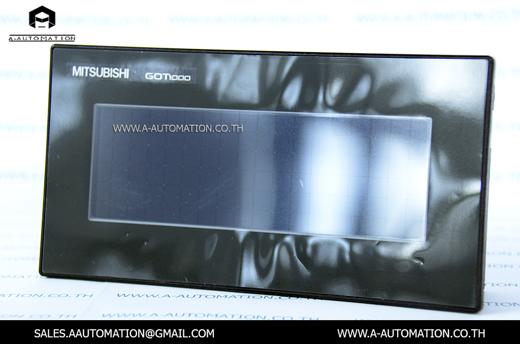 ขาย Touch Screen MODEL:GT1030-HBD-C,3.7นิ้ว [MITSUBISHI]