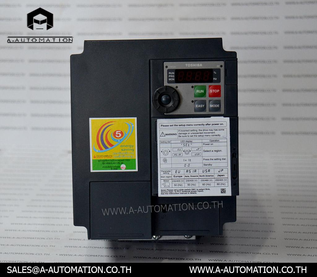 Inverter TOSHIBA Model:VFS15-4022PL-W