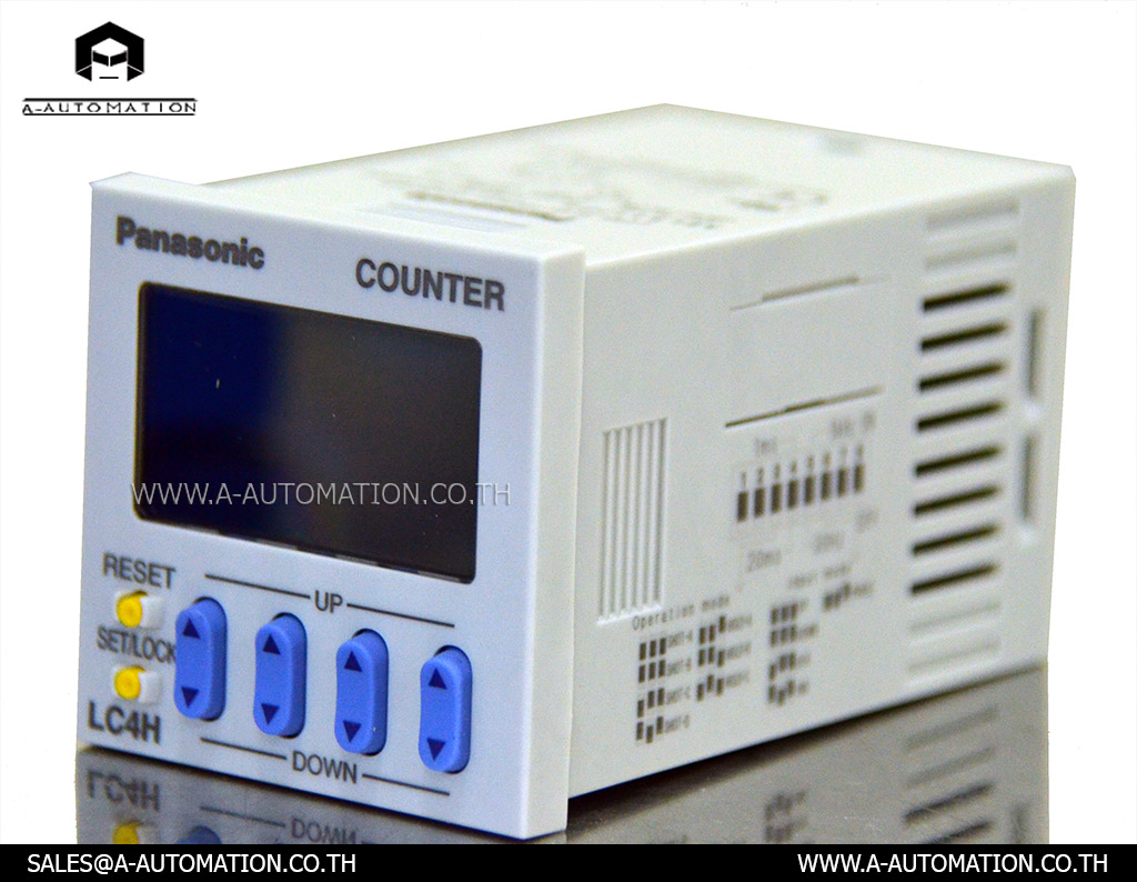 Counter Panasonic Model:LC4H-PS-R4-AC240V