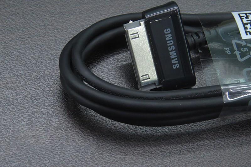 สายชาร์จ Samsung Galaxy TAB (หัวใหญ่)
