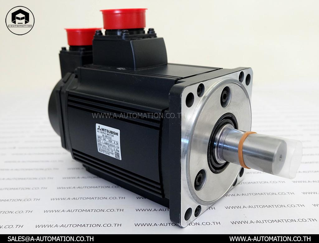AC Servo Motor Motsubishi Model:HC-RFS153 (สินค้าใหม่)