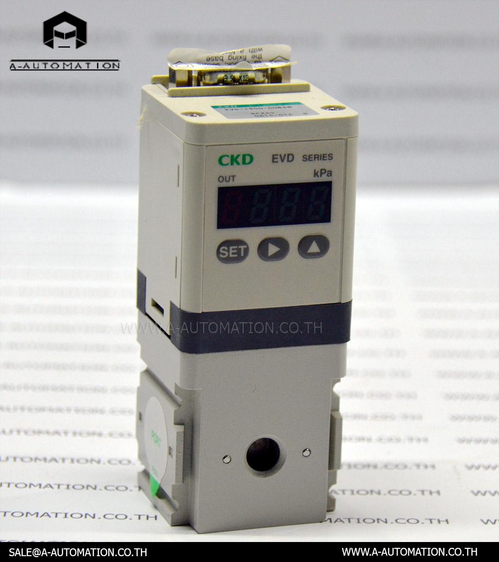 VACUUM MODEL:EVD-1500-008SN-3 [CKD]