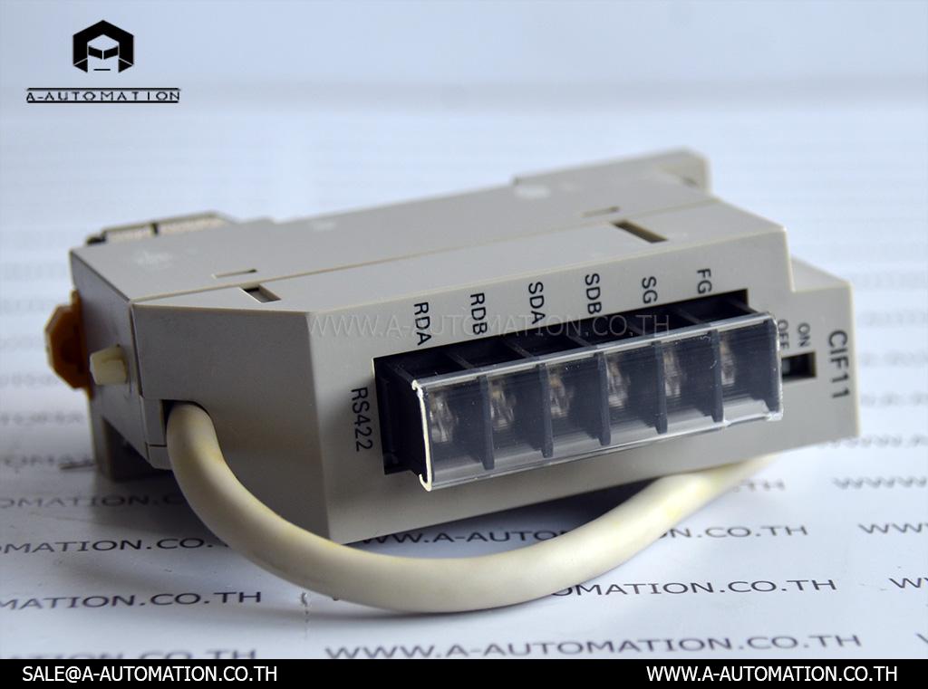 PLC MODEL:CPM1-CIF11 [OMRON]