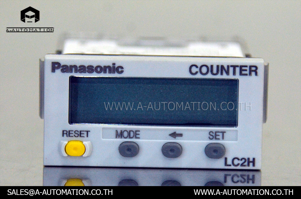 Counter Panasonic Model:LC2HP-FEW-B-DC24V