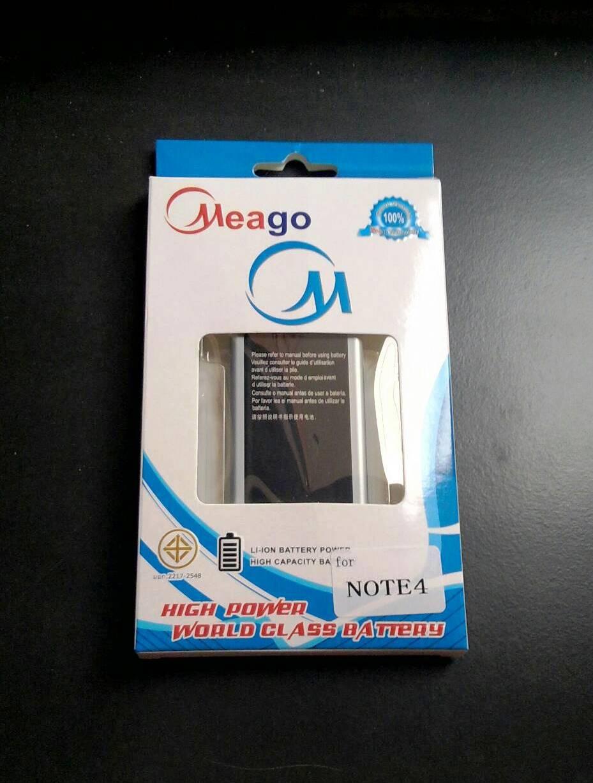 แบตเตอรี่ Samsung (งานบริษัท Meago)