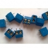 5.08-301-2P 301-2P 50PCS 2 Pin Screw Terminal Block Connector 5mm Pitch