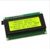 LCD 20X4 5 VOLT สีเขียว