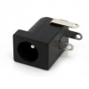 DC Jack socket 5.5 X 2.5 mm