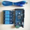 ซื้อคู่ Arduino MEGA 2560 R3 + Relay 4 OUT (250 VOLT 10A)
