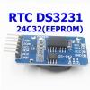 RTC DS3231 AT24C32(EEPROM) I2C Module Precision Clock Module