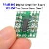 PAM8403 Digital Amplifier Board 2x3.2W Two Channel Stereo Class D