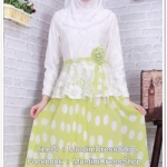 ✧☆ Sweet Polka Dot Dress ☆ ✧ Light Green