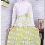 ✧☆ Sweet Polka Dot Dress ☆ ✧ Light Green