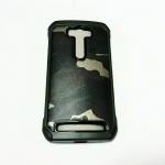 Nx Case ลายพรางเขียว Zenfone 2 laser 5.0