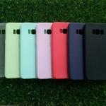 TPU สีทึบ 0.18 บางเฉียบ S8