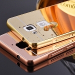 BP.อลูมิเนียมหลังสไลด์ Mirror Huawei Y3II