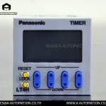 Timer Panasonic Model:LT4HLT8-DC24V
