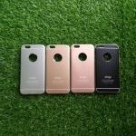 TPU อลูมิเนียมขอบนิ่ม elago iphone6/6s