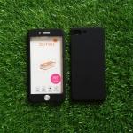 PC ประกบ360องศา+ฟิล์มกระจกสีดำ iphone7 plus/iphone8 plus(ใช้เคสตัวเดียวกัน)