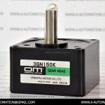 GEARHEAD ORIENTAL Motor MODEL:3GN150K 1GEAO00004