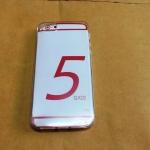 TPU ใส 0.5 (ใช้กับงานสรีนได้) iphone5/5s/se