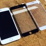 ฟิล์มกระจกเต็มจอ iphone6/6s 0.26mm (เฉพาะด้านหน้า)