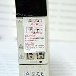 AC Servo MODEL:MR-J2S-20B [MITSUBISHI]