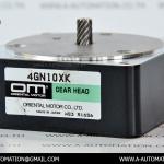 GEARHEAD MODEL:4GN10XK [ORIENTAL MOTOR]