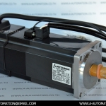AC SERVO MOTOR MODEL:HC-MFS43B [MITSUBISHI]