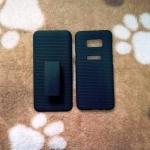 เคสเหน็บเอว สไลด์เก็บ(2ชิ้น) S8 Plus