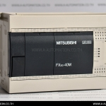 PLC MODEL:FX3G-40MR/ES [MITSUBISHI]