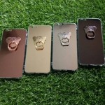 TPU โครเมี่ยมพร้อมแหวน(NEW) iphone6 plus/6s plus