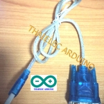 ตัวแปลง USB TO RS232 สาย Link PLC