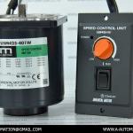 SPEED CONTROL+ MOTOR MODEL:US425-401U [ORIENTAL MODEL]