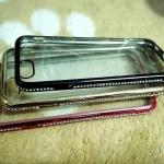 TPU ขอบเพชร iphone6/6s