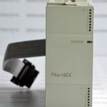 PLC MODEL:FX2N-16EX-ES/UL [MITSUBISHI]